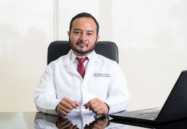 Orthopedic traumatologist in Guadalajara, Mexico